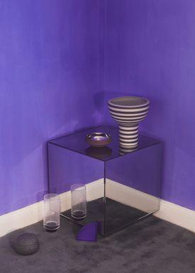 AYTM - Bord - SPECULUM Mirror Table - Large - Black