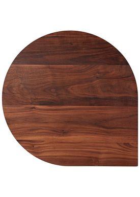 AYTM - Table - STILLA table - Walnut