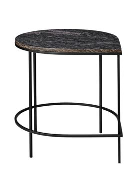 AYTM - Table - STILLA table - Granite/Black