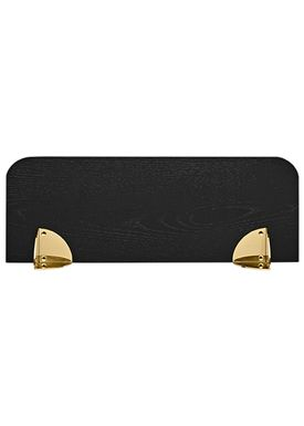 AYTM - Hylla - AEDES shelf - Small - Black/Gold