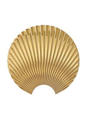 AYTM - Knager - CONCHA krog - Gold - Medium