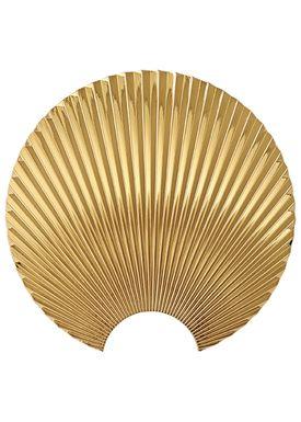AYTM - Knager - CONCHA krog - Gold - Large