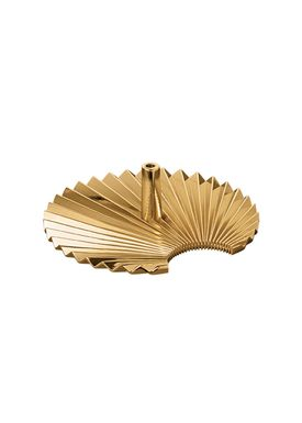 AYTM - Knager - CONCHA krog - Gold - Small