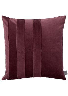 AYTM - Pillow - SANATI cushion - Bordeaux