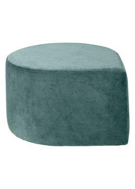 AYTM - Pouf - STILLA pouf - Dusty Green