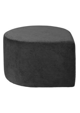 AYTM - Pouf - STILLA pouf - Anthracite