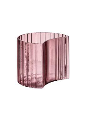 AYTM - Bowl - CONCHA glas skåle - Rose
