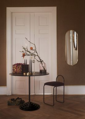 AYTM - Mirror - ANGURI wall mirror - Small - Bordeaux