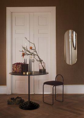 AYTM - Mirror - ANGURI wall mirror - Large - Bordeaux