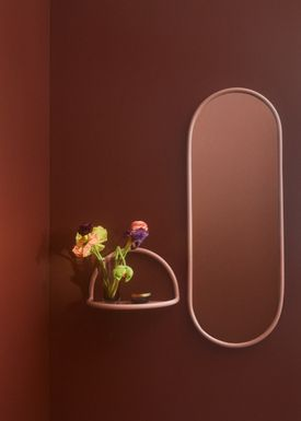 AYTM - Mirror - ANGURI wall mirror - Small - Rose