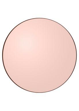 AYTM - Mirror - Round Wall Mirror - Rose Medium