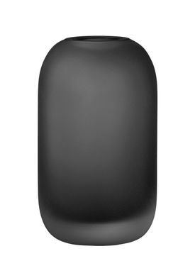 AYTM - Vase - Vase - Low - Black