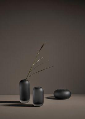 AYTM - Vase - Vase - Wide - Black