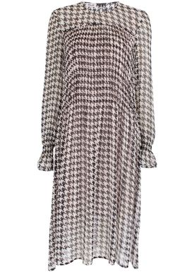 Baum und Pferdgarten - Dress - Alaska - Sharp Houndstooth