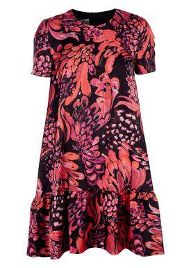Baum und Pferdgarten - Dress - Alberthine AW18 - Pink Feathersky