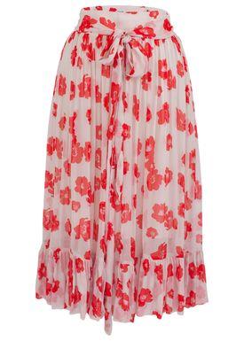 Baum und Pferdgarten - Skirt - Selda - Red Poppy