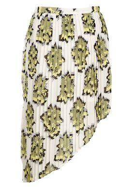 Baum und Pferdgarten - Skirt - Siena - Yellow/Cream Print