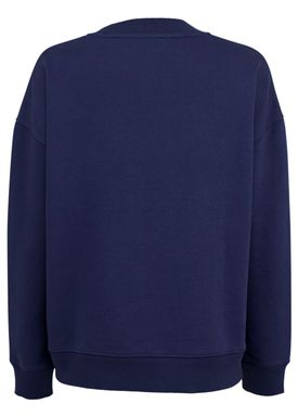 Baum und Pferdgarten - Sweatshirt - Jaala - Evening Blue/White