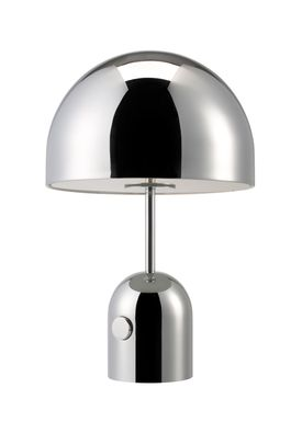Tom Dixon - Lamp - Bell Table Lamp - Chrome