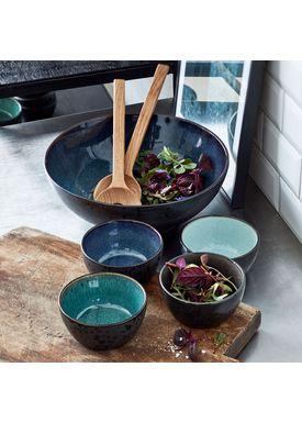 Bitz - Bestick - Salad Cutlery - Oak