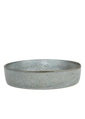 Bitz - Fat - Bitz Fade - Grey Multi Dish Ø 24