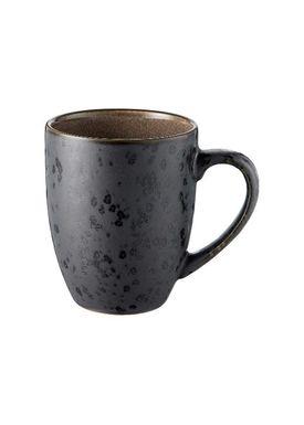 Bitz - Mugg - Bitz Mug - Black/Grey Mug