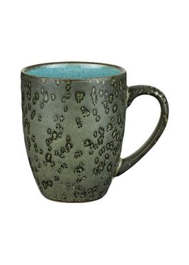 Bitz - Mug - Bitz Mug - Green/Light Blue Mug