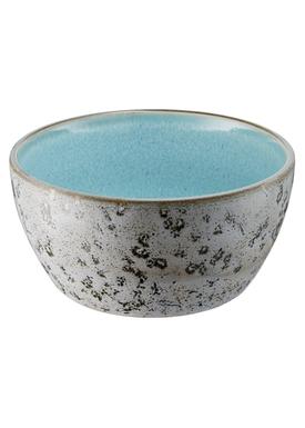 Bitz - Skål - Bitz Skåle - Grey/Light Blue Dinner Bowl