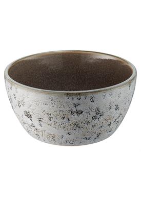 Bitz - Skål - Bitz Skåle - Grey/Grey Dinner Bowl
