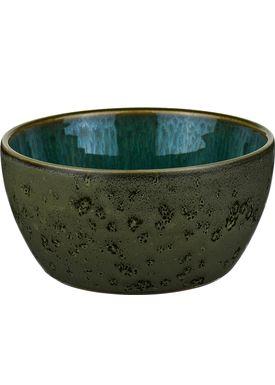 Bitz - Skål - Bitz Skåle - Green/Green Dinner Bowl