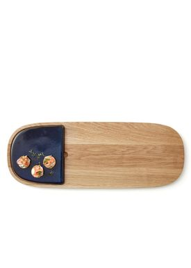 Bitz - Cutting Board - Serving board - Dark Blue
