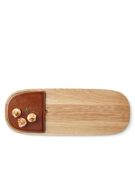 Bitz - Cutting Board - Serving board - Amber