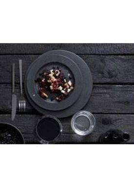 Bitz - Tallrikar - Bitz Tallerken - Black Dinner