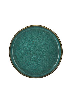 Bitz - Plate - Gastro tallerken - Small - Green/Green