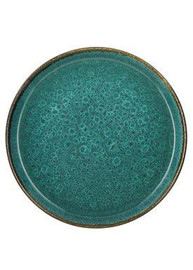 Bitz - Plate - Gastro tallerken - Large - Green/Green