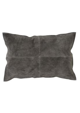 Bloomingville - Cushion - Ruskind Pude - Grey