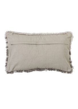 Bloomingville - Cushion - Uld Pude - Natur