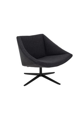Bloomingville - Chair - Elegant Stol - Grey Wool