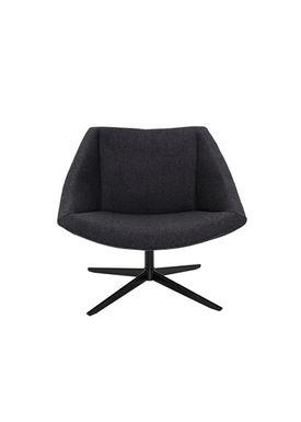 Bloomingville - Chair - Elegant Stol - Grey Wool