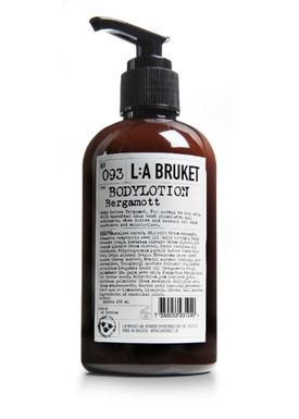 L:A Bruket - Body Lotion - Body Lotion - No. 93 Body Lotion Bergamot/Patchouli - Neutral