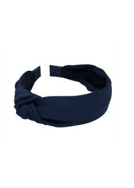 Bow's By Stær - Hair Band - By Stær Headband - Navy