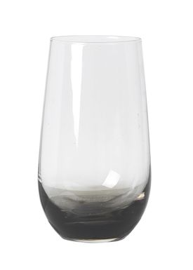 Broste CPH - Glass - Drinking glass - Amber / Smoke - Smoke
