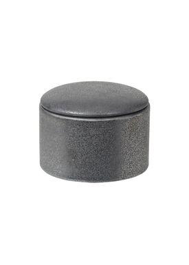Broste CPH - Jar - Carol Ceramic Box - Grey