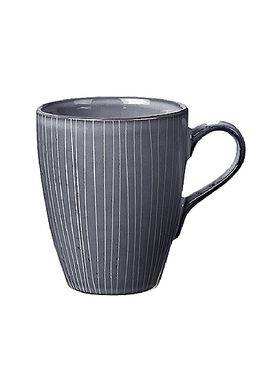 Broste CPH - Mug - Krus Nordic Sea - Nordic Sea - With handle (Mega)