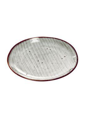 Broste CPH - Plate - Tallerken Nordic Sea - Nordic Sea - Dinner