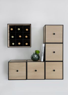 By Lassen - Boxes - Frame 42 Divider - Black