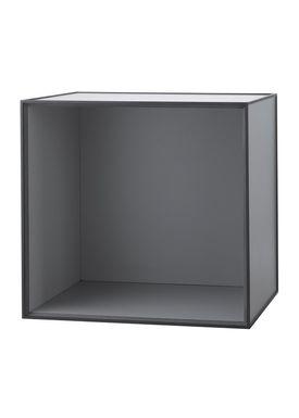 By Lassen - Display - Frame 49 Ekskl. Låge - Dark Grey