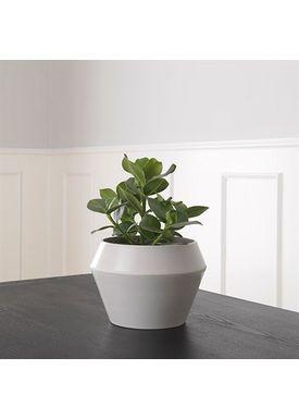 By Lassen - Flowerpot - Rimm Flowerpot - Cool Grey Medium