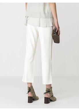 By Malene Birger - Pants - Viggie - Soft White