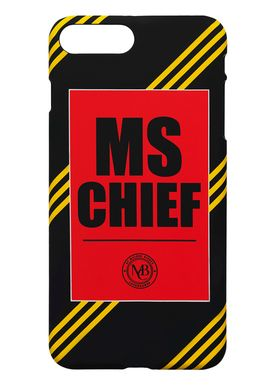 By Malene Birger - iPhone 7 Cover - Pamsy7 - Ms. Chief Black